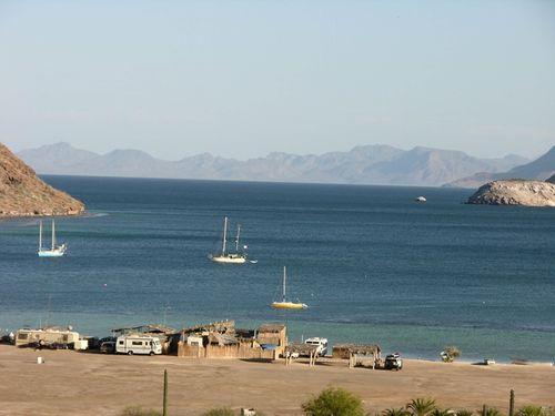 Bahia sailboats