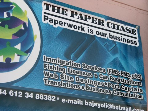The_paper_chase_sign
