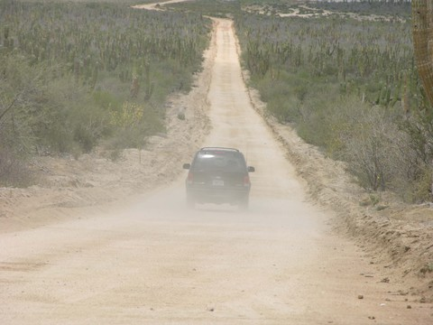 Truck_on_dirt_road